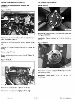 bobcat t650 service manual pdf