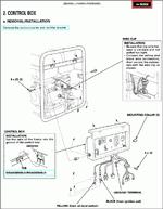 honda crf wiring diagram honda generators, service manuals and wiring diagrams ... honda ex5500 wiring diagram