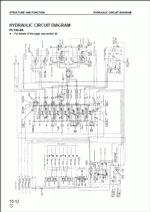 Komatsu Hydraulic Excavator PC130-6K, PC150LGP-6K, Komatsu