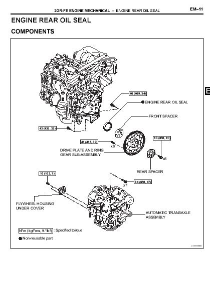 Lexus RX 350, 2006->, repair manuals, electrical wiring