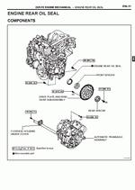 Toyota Avalon, 2000-2004, full repair information, color