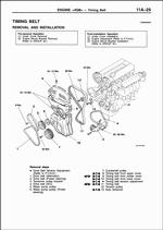 Mitsubishi Pajero Pinin, 2000-2003, repair manual and ...