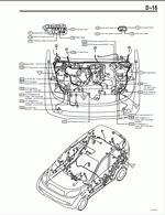 Daihatsu Terios J200, J210, J211, service repair manuals