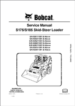 873 bobcat wiring diagram 873 diy wiring diagrams bobcat s185 wiring diagram bobcat home wiring diagrams