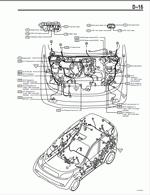 Daihatsu Terios J200, J210, J211, service repair manuals