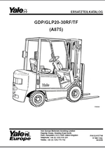 Yale Spare Parts, PDF, spare parts catalog for Axcess Yale
